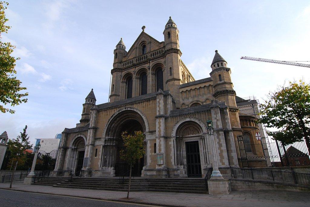 Nordirland Belfast Cathedral St. Anne