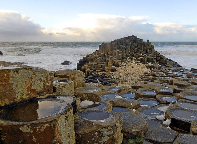 Nordirland Giant's Causeway2