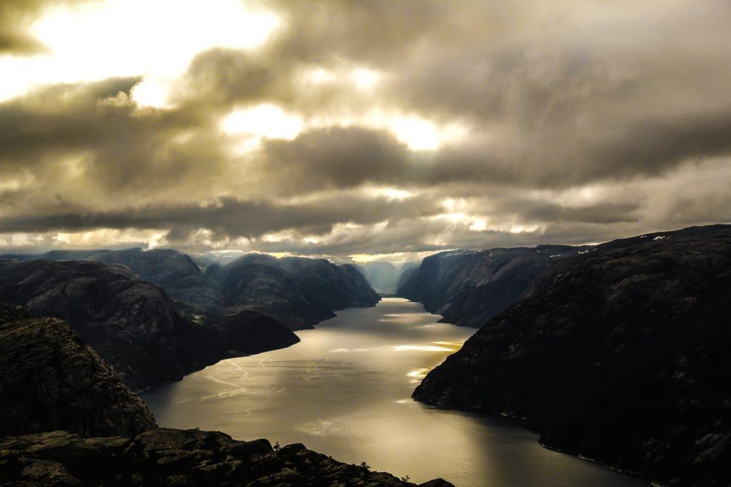 Norwegen - Lysefjord
