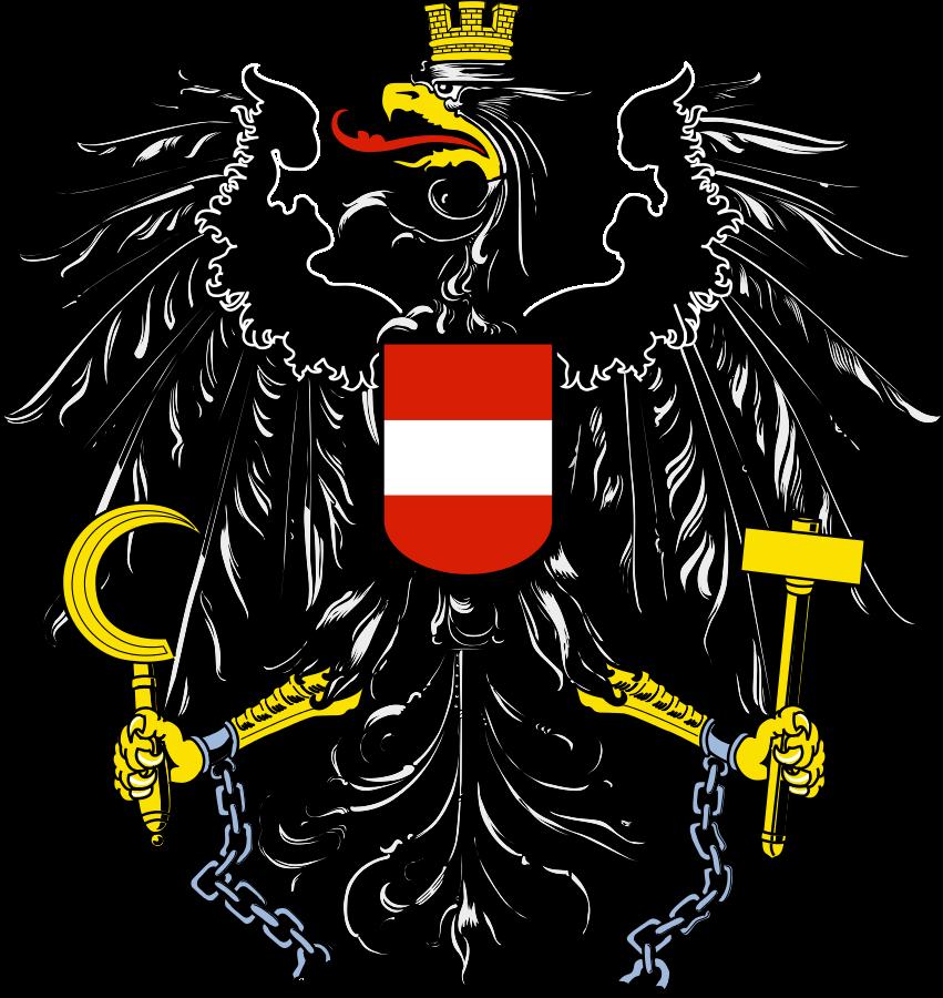 Oesterreich-Wappen