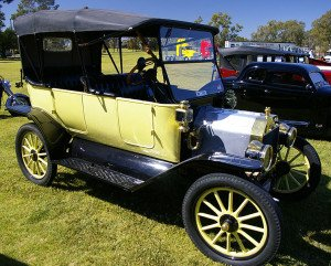 PKW 1914 T Model Ford