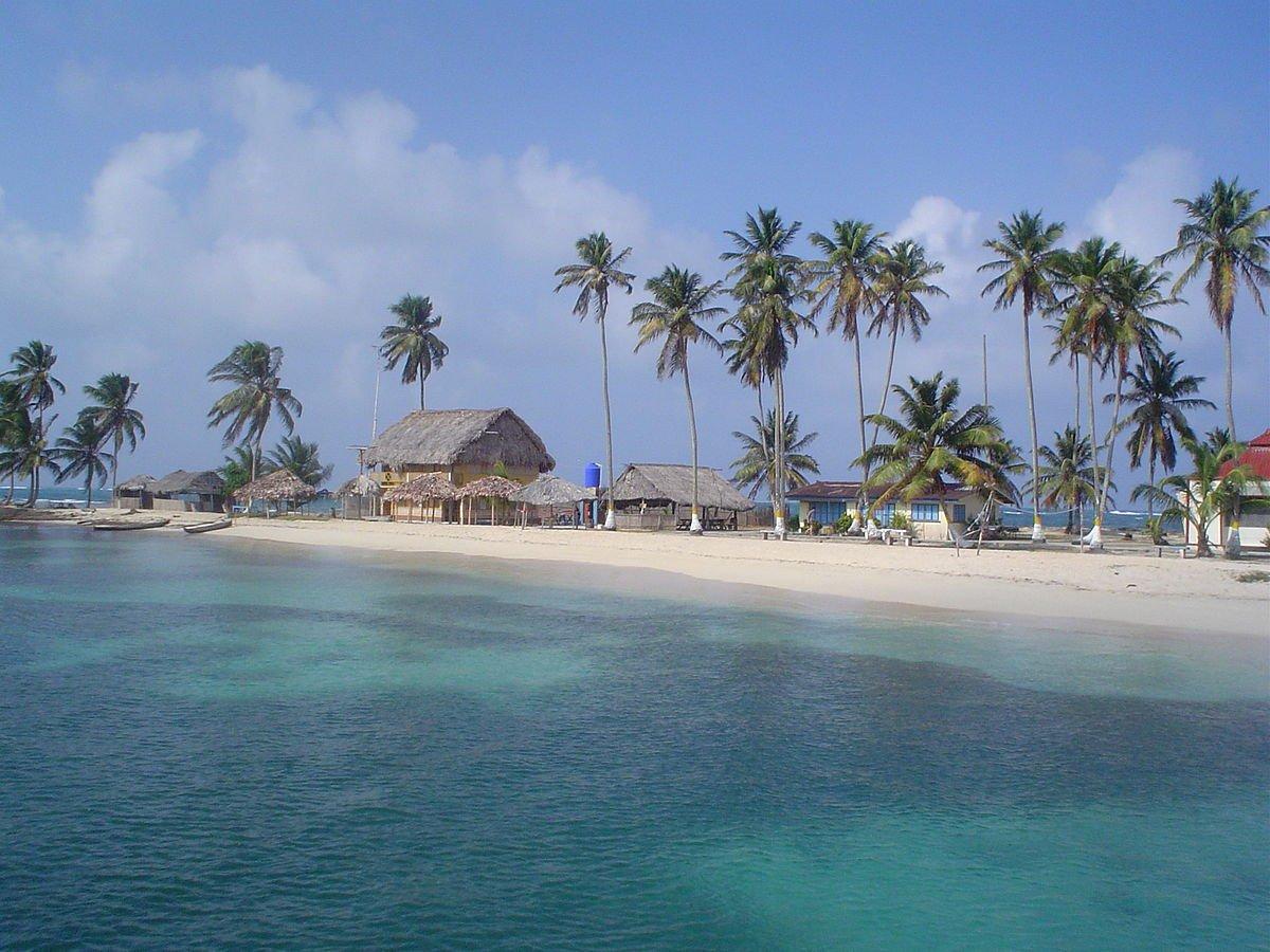 Panama Isla El Porvenir