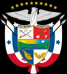 Panama-Wappen
