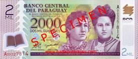 Paraguay-2000-Guaranies-V