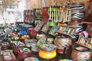 Paraguay Aregua Toepfermarkt
