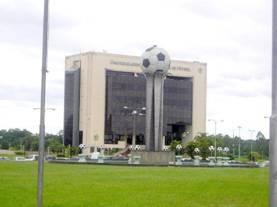Paraguay Asuncion Südamerikanischer Fussballbund