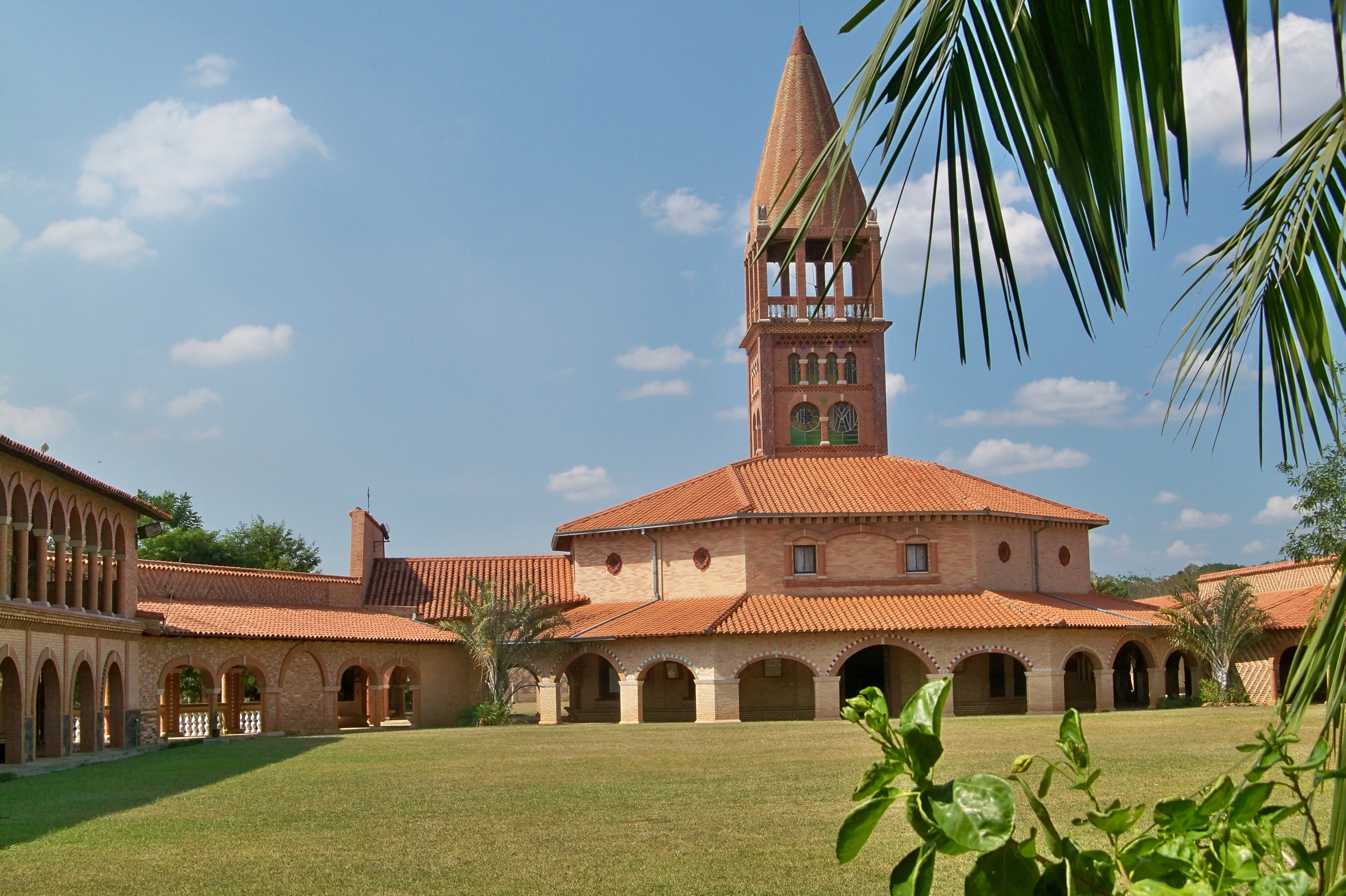 Paraguay Atyra Franziskaner Kloster