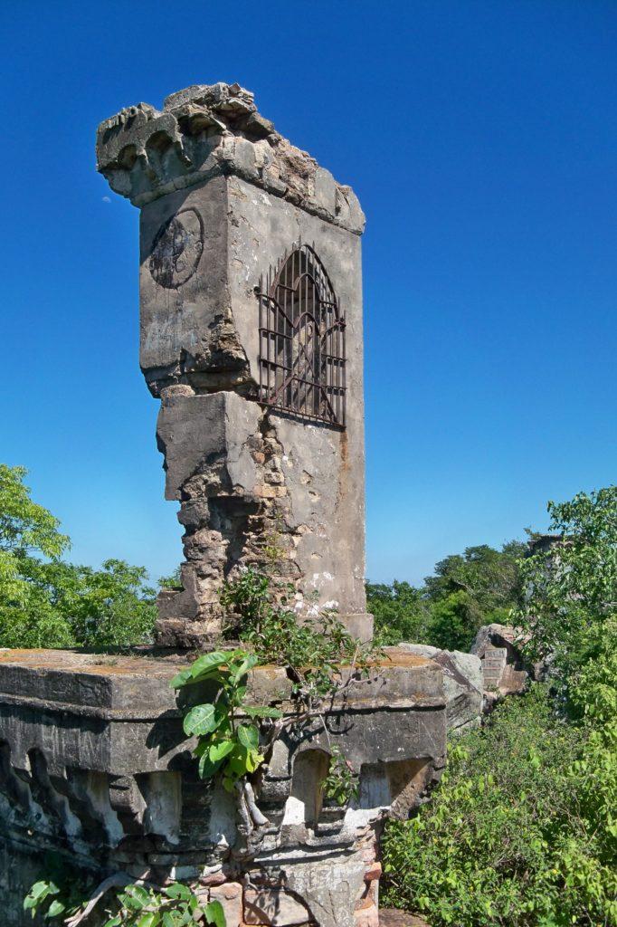 Paraguay - Caacupé - Cerro Christo Ray
