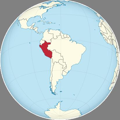 Peru Lage