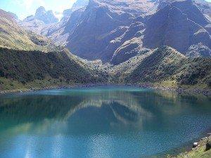 Peru Uspaccocha Lagune