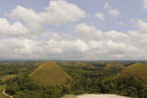 Philippinen - Bohol - Schokoladenberge