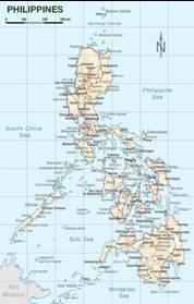 Philippinen Karten