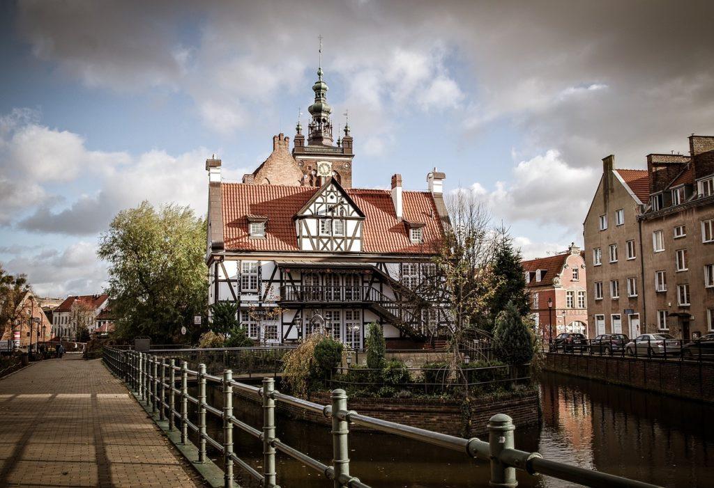 Polen - Danzig - Altstadt