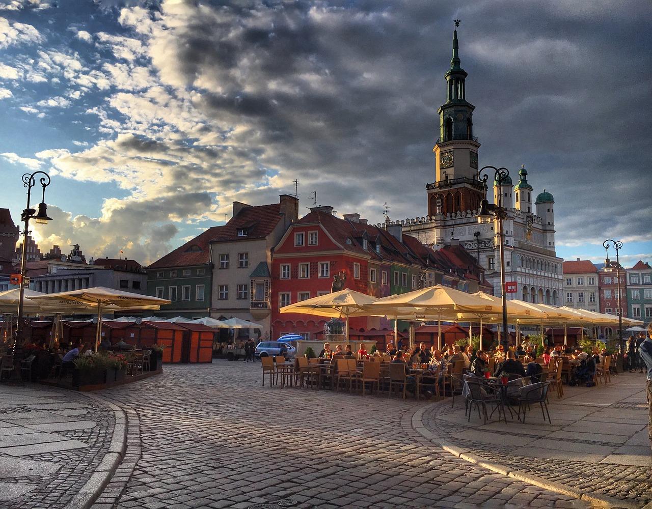 In Polen