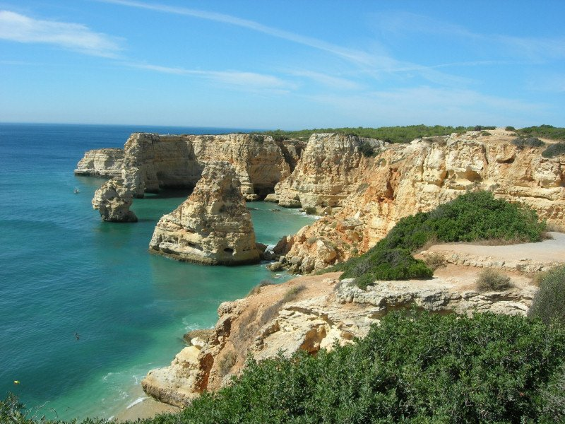 Portugal - Die Algarve