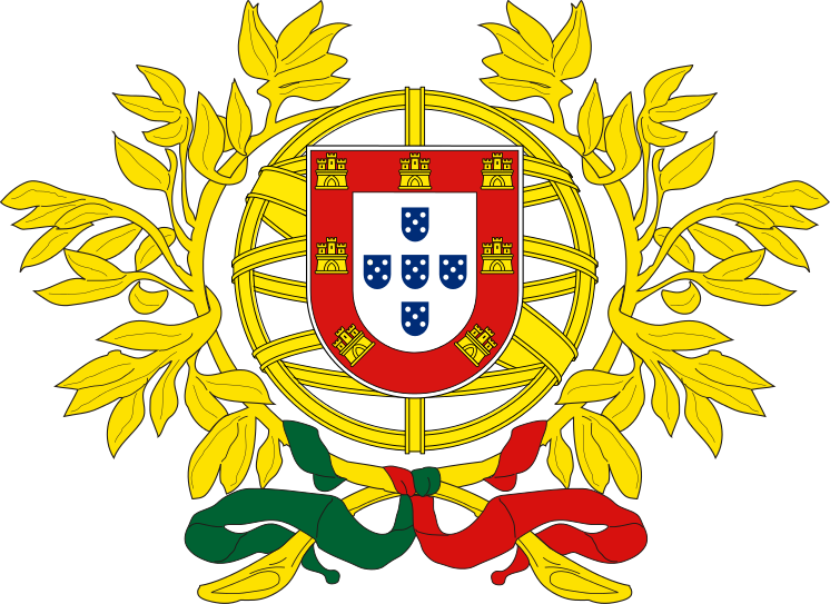 Portugal-Wappen