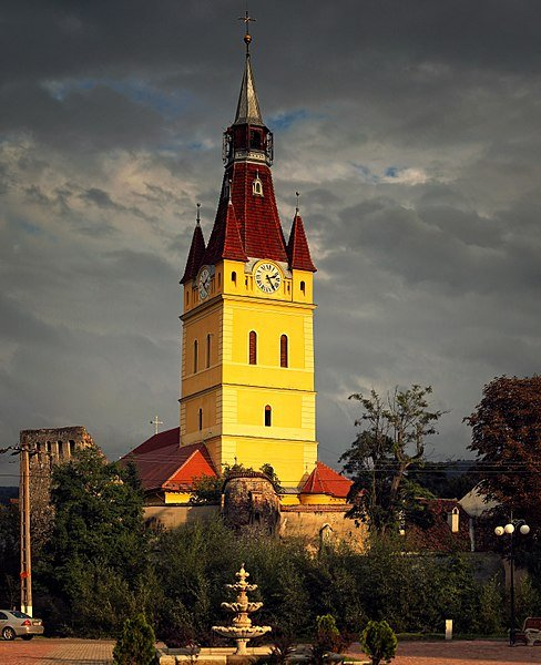Kirche in Brasov