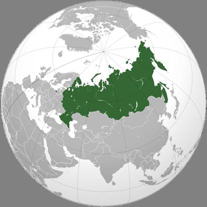 Russland Lage