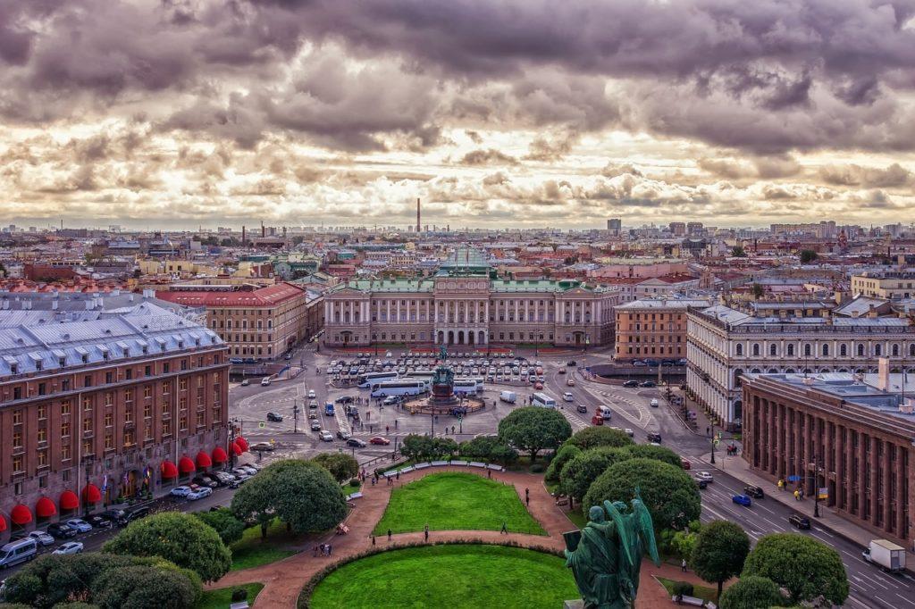 Russland - St Petersburg
