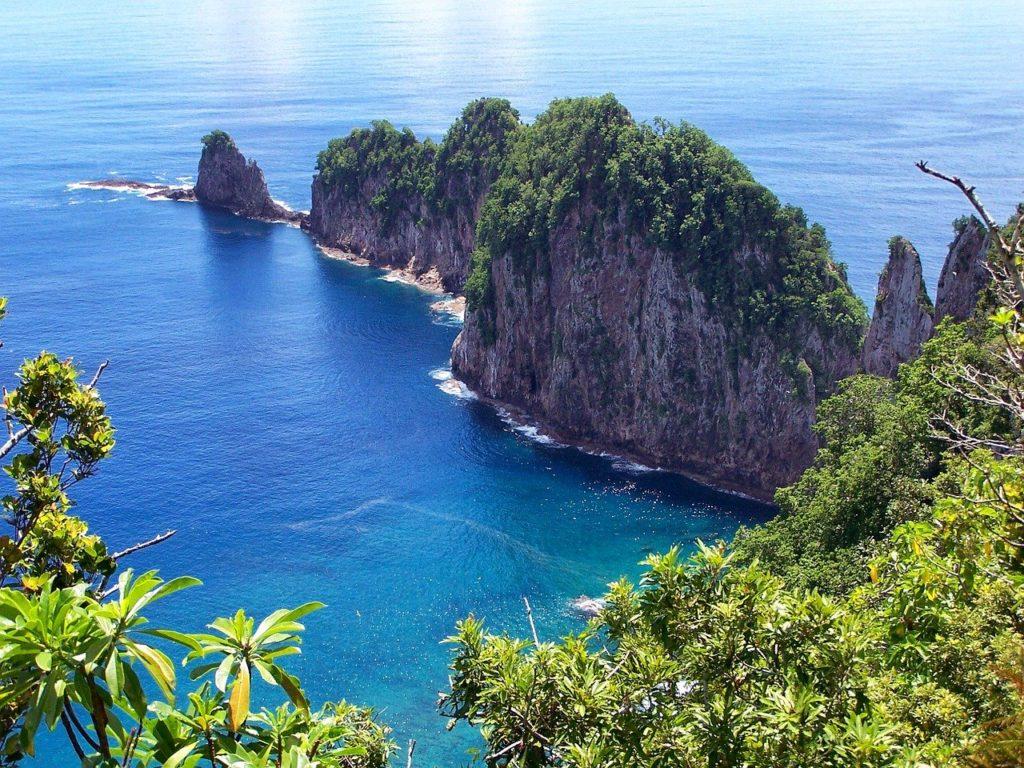 Samoa - Landschaft