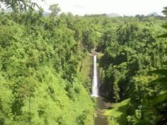Samoa - Sopoaga Wasserfall