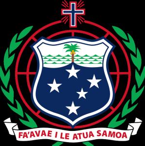 Samoa-Wappen