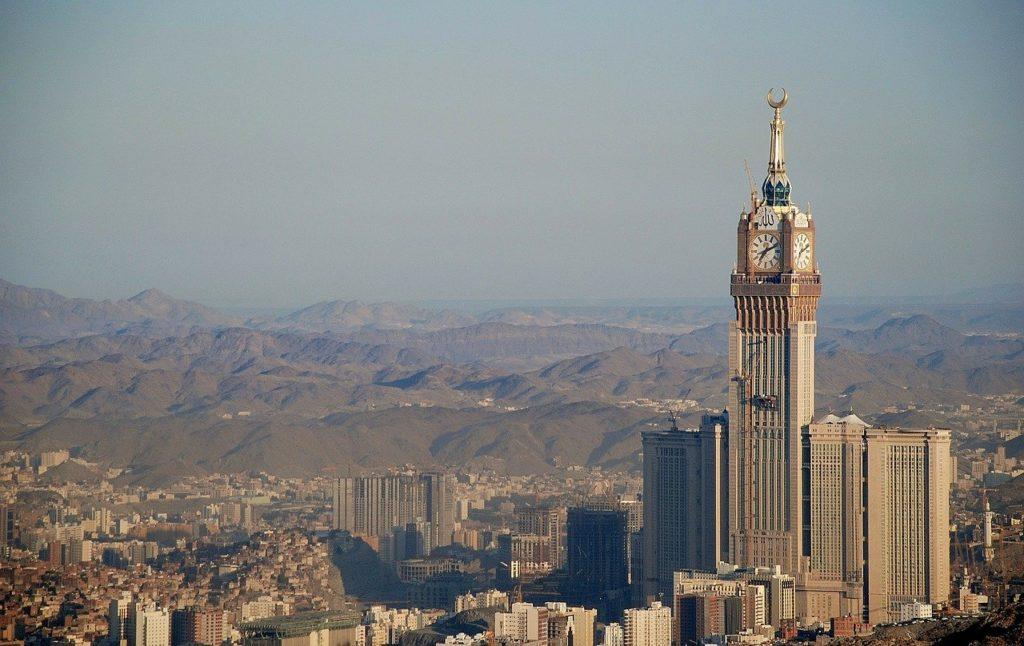 Saudi Arabien - Mekka