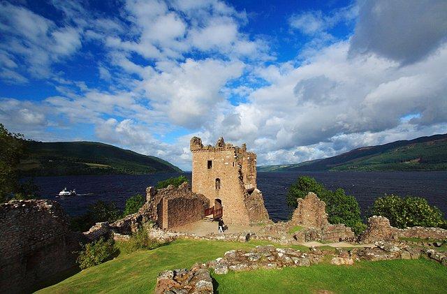 Schottland Castle Urquhart