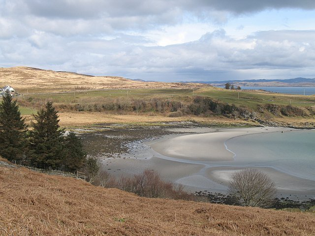 Schottland Insel Jura Tarbert