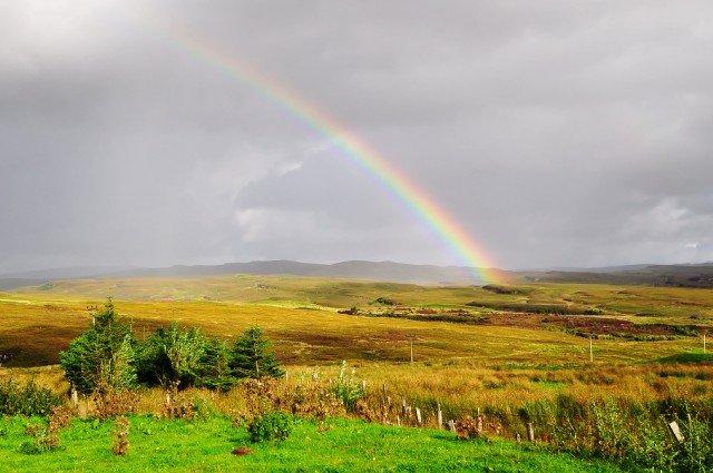 Schottland Insel Skye