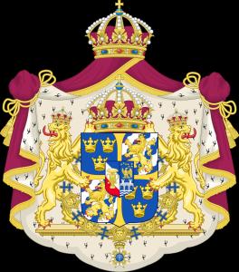Schweden-Wappen