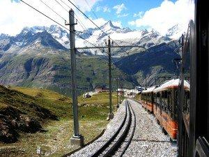 Zermatt Gornergratbahn