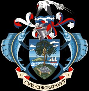 Seychellen-Wappen