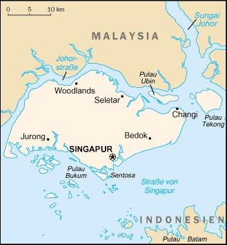 Singapur Übersicht