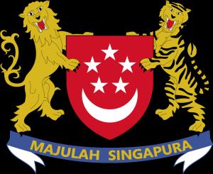 Singapur Wappen