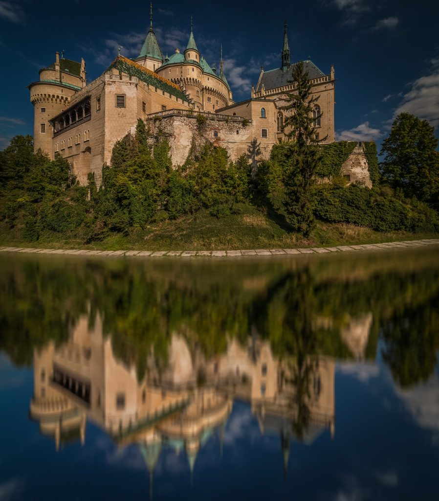 Slowakei - Bojnice - Schloss Bojnice