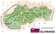 Slowakei Karten