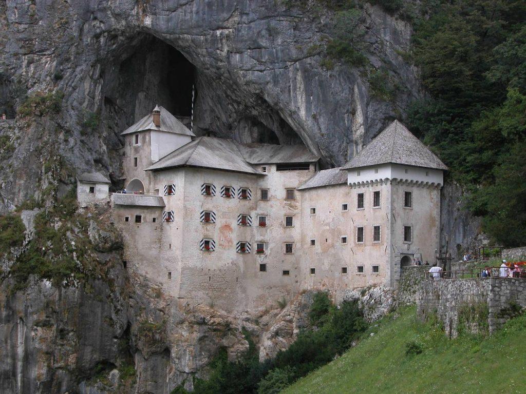 Slowenien - Höhlenburg Predjama