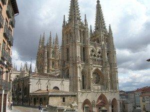 Spanien Burgos Kathedrale