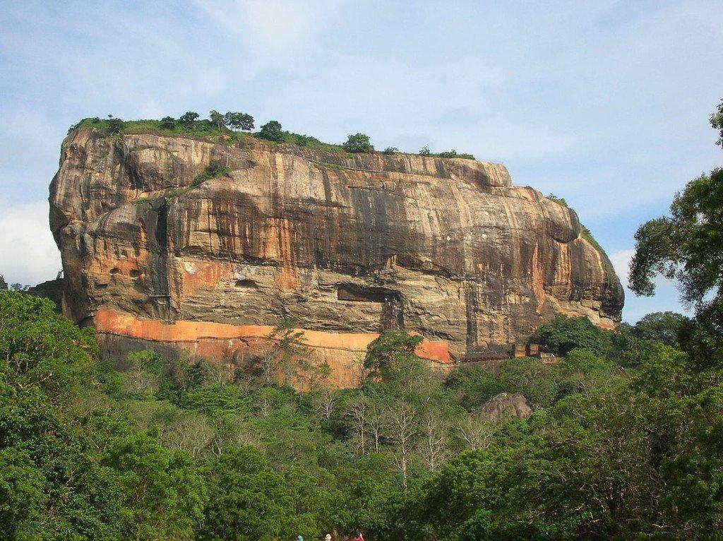 Sri Lanka Sigiriya Rock