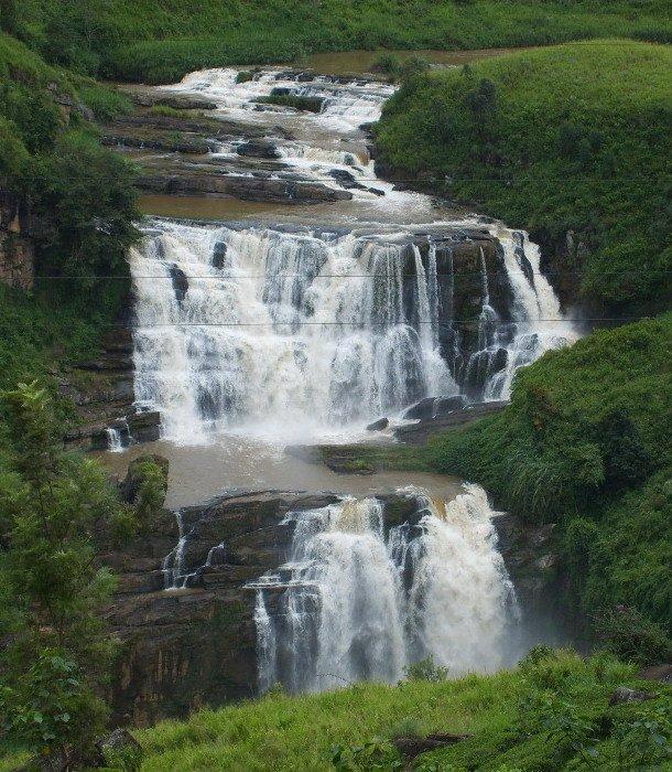 Sri Lanka Talawakele St. Clairs Falls