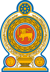 Sri Lanka-Wappen