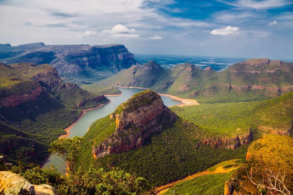 Südafrika - Landschaf