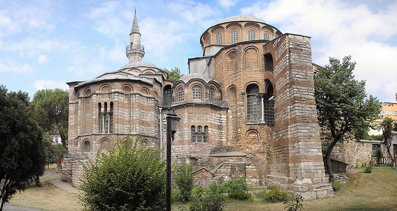Türkei Istanbul Chora Kirche
