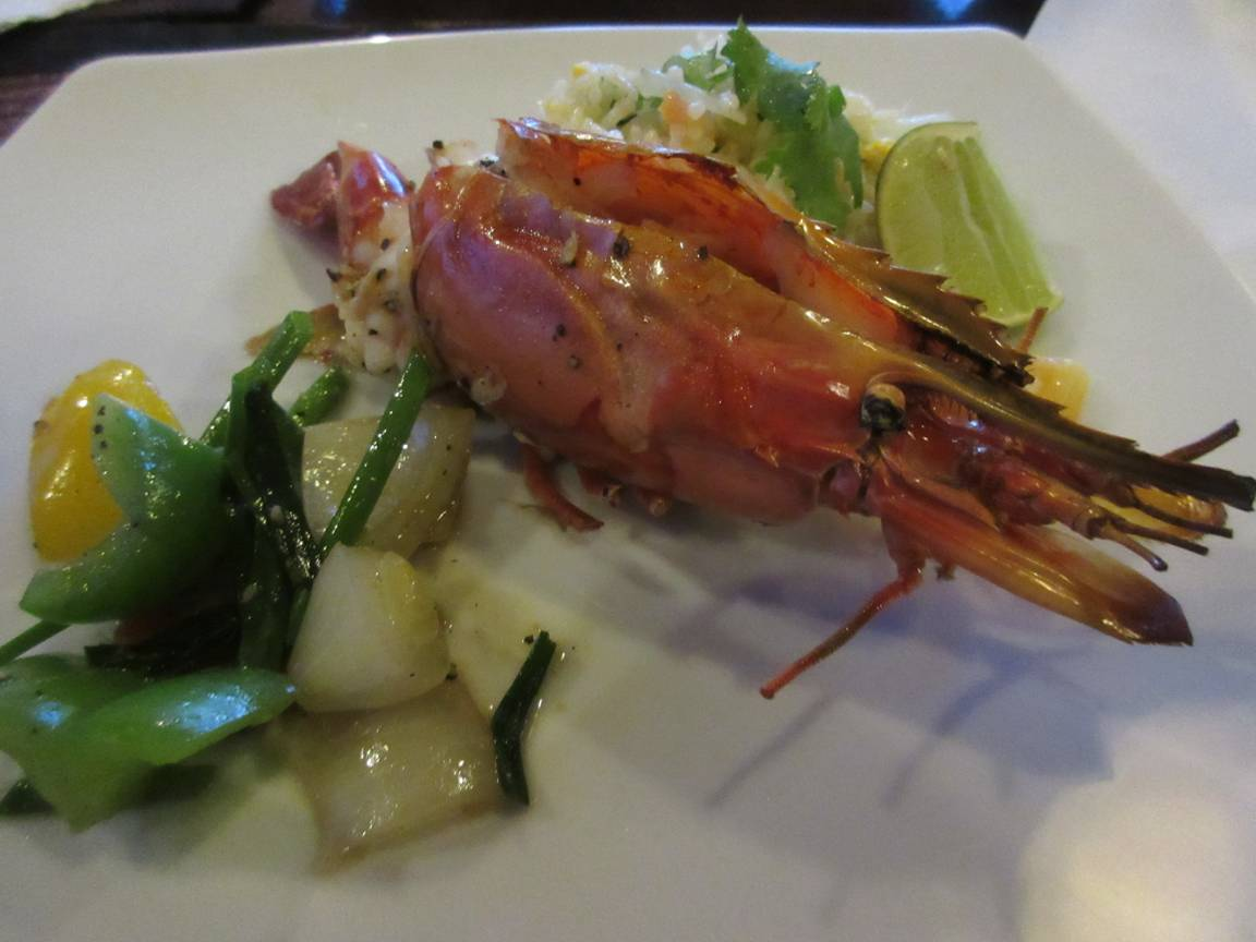 Thailand-Ao Thai Resort-Essen