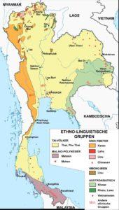 Thailand - Ethnische Gruppen