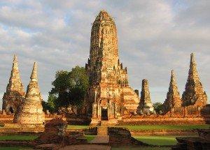 Thailand Wat Chai Watthanaram