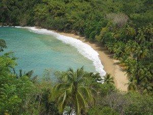 Englishman's Bay auf Tobago