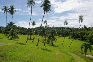 Golfplatz Mt Irvine Bay auf Tobago