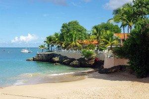 Store Bay auf Tobago